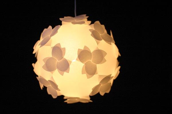 ペンダントライト 球体 丸形